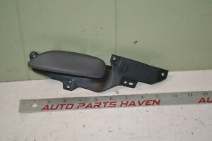 98 02 Ford F150 Expedition Glove Box Lock Handle Latch Gray Oem