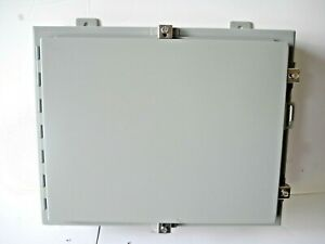 New Hoffman 16 X 20 Electrical Enclosure Junction Box A 16h20alp