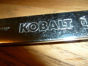 Kobalt Usa 17mm Wrench Combination 1st Generation 6 Point 01417