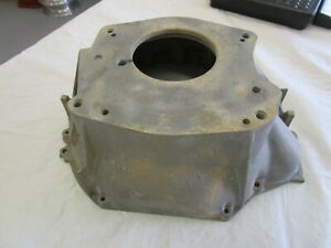 T176 Bell Housing 1976 86 Jeep Cj T18 Amc Bell Housing 6 Cyl 8 Cyl 4x4 Offroad