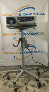 Welch Allyn Proxenon 350 Surgical Illuminator Light Source 90200 W rolling Stand
