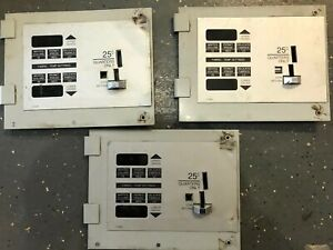 Qty 3 Ad 430 Keypads With Plate For Adc Dryer 112540 L k Free Shipping