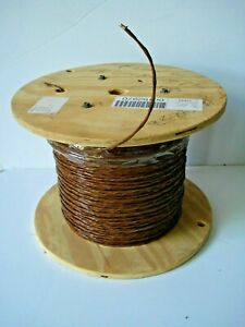 1000 Ft Type K thermocouple Wire 2 Pair 20 Awg Solid W teflon teflon Jacket