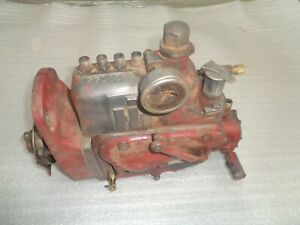 Farmall Md 400 450 Diesel Injection Pump