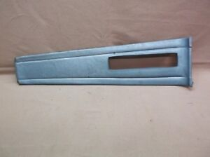 1967 Standard Mercury Cougar Light Blue Console Top Pad For Automatic Trans