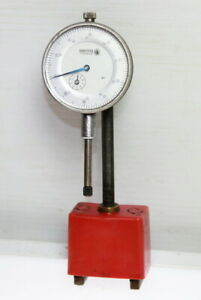 Matco Tools 0 1 Dial Indicator With Magnetic Base 001 Resolution