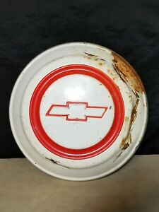 1967 1968 Chevrolet Chevy Pickup Truck Dog Bowl Hubcap Original Painted Only 1