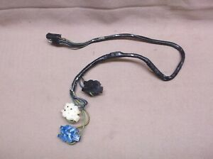 1969 1970 Mercury Cougar Xr7 Map Light Toggle Switch Wiring Harness Pigtail