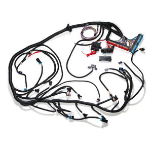 Standalone Wiring Harness Fits 1997 2006 Dbc Ls1 T56 Or Non Electric 4 8 5 3 6 0