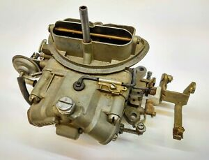 Oem Mopar 440 6 Pack Center Carb 1970 4 Speed Charger Cuda Road Runner Dodge Ply