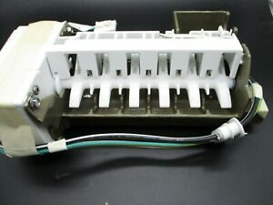 New Whirlpool Refrigerator Ice Maker Assembly Part W10498261