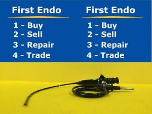 Olympus Enf t3 Rhinolaryngoscope Endoscope Endoscopy 558 s74 _