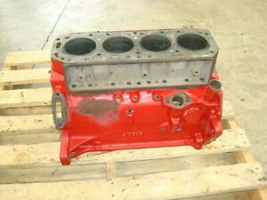 1958 Ford 861 Tractor Engine Block 800