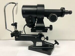 Marco Keratometer Model 1 With Bulb With Mounting Bracket For Stand Arm tested