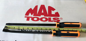 Mac Tools 2pc Prybar Set Orange