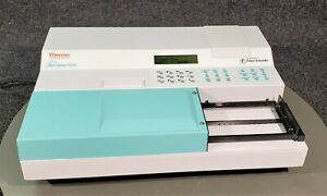 Thermo Multiskan Plus Type 355 Microplate Reader W Fabric Cover