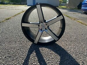 Ruff Racing R1 Dodge Charger 5x115 Wheels Rims 4 Wheels Only Used