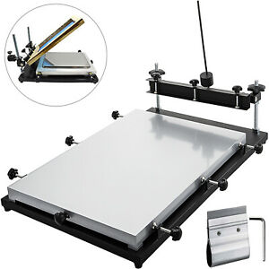 Solder Paste Printer Pcb Smt Stencil Printer 700x500mm Manual Press Printer