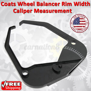 Wheel Tire Balancer Caliper Rim Width Measurement Measuring Tool For Coats Us