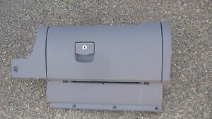 Volkswagen Beetle Glove Box 1998 2008 Grey Oem