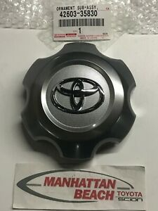 04 09 4runner Wheel Center Cap Oem New 42603 35830