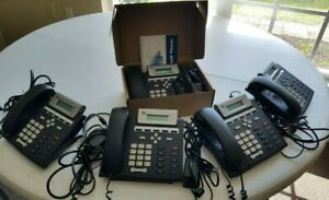 Altigen Phone System Lot Of 10 Phones And 1 Pbx Gently Used