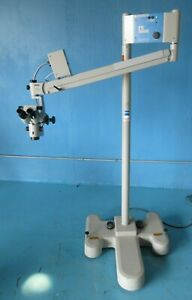 Carl Zeiss Opmi 1 Surgical Microscope On S1 Base