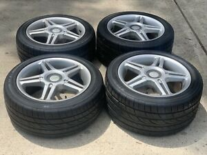 17 Inch Authentic Oz Racing Wheels And Tires 5x120 Bmw Fitment