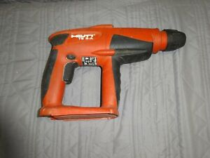 Hilti Te 2 a Hammer Drill 24 Volt Cordless Only Tool Works Perfectly