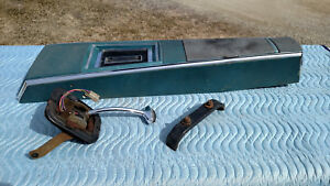 Rare Vintage 1967 Chevy Camaro Rs Ss Center Console Shifter 396 427 L 78 Gm