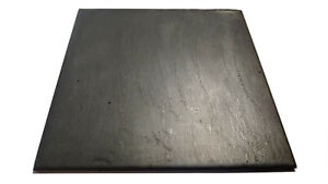 4 Pieces 6in X 6in X 1 8in Steel Flat Plate 0 125in Thick