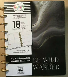 New 2020 2021 Me My Big Ideas The Happy Planner Deluxe new Day Classic Plnr