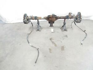 2011 2014 Ford Mustang Rear Axle Carrier Diff Differential 2 73 Gear Ratio Oem