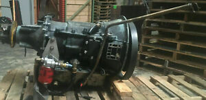Reman Allison Mt643 Automatic Transmission