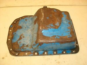 1976 Ford 3600 Tractor Engine Oil Pan