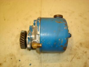 1976 Ford 3600 Tractor Power Steering Pump