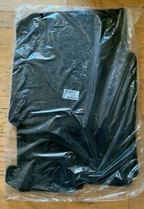 New 2013 Honda Accord Floor Mats 4dr Black Fm 4pc Part 34h151211 Sealed
