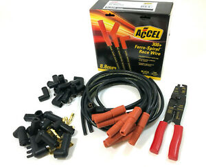 Universal 8 8mm Spark Plug Wires Ignition Wires Cables Hei Wire Crimping Tool