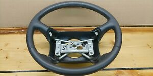 95 97 Chevy Gmc Leather Steering Wheel Silverado Tahoe Yukon Suburban Sierra