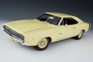 1968 Dodge Charger 1 18 Scale