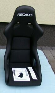 Recaro Pole Position Seat Artificial Leather Dinamica Brand New 070 77 0885