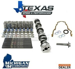 Texas Speed Stage 2 Turbo Cam 5 7 6 0 Ls1 Ls2 Lq4 Lq Cathedral Ls Tsp Camshaft