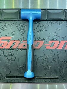 Snap On Hbfe32 32 Oz Dead Blow Soft Grip Handle Hammer New Pearl Blue