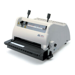 James Burn Pb3300 Fully electric Wire Binder