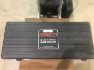 Fisher Tw 8800 Multi Frequency Digital Industrial Line Tracer Locator