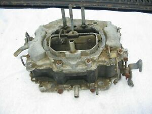 Mopar 1972 340 Automatic Thermoquad Carburetor Core