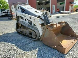 2011 Bobcat Mt52 Skid Steer
