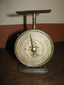 Us Postal Scale By Pelouze Scale Mfg Co Chicago Pat Dates 1898 1903