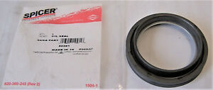 Dana 50 60 Axle Spindle Inner Seal Ford Dust Seal 4x4 Front F250 F350 1998 2005