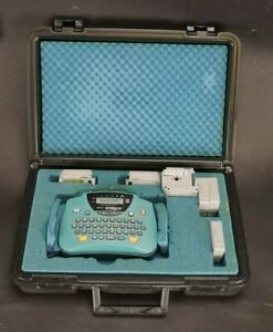 Brother P touch Label Printer Model Pt 65 With Extras